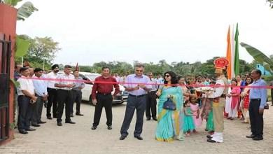 Masimpur: BSF organises Diwali Mela