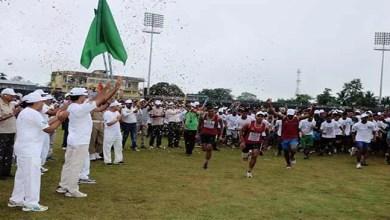 BSF organises Half Marathon for Martyrs