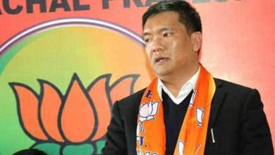 Chakma-Hajong Refugees issue was created by Congress- says Pema Khandu
