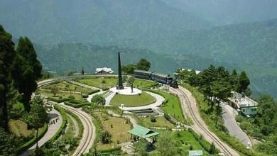 Darjeeling Himalayan Railway partially resume Toy Train Service