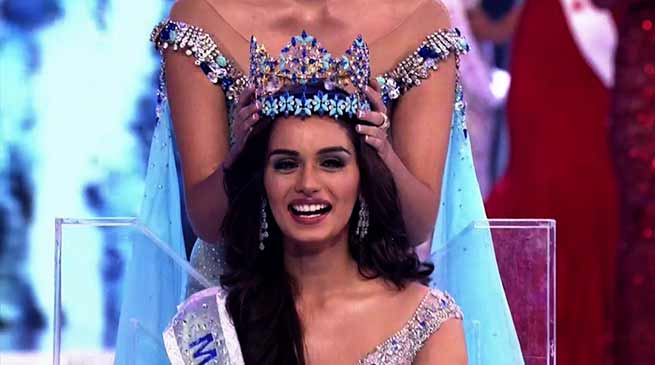 Haryana girl Manushi Chhillar crowned Miss World 2017