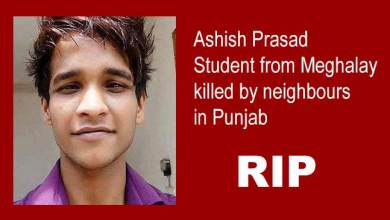 Photo of Student from Meghalay killed by neighbours in Punjab