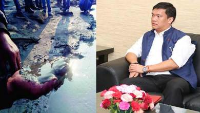 Cause of Siang water turns muddy is in China- Arunachal CM