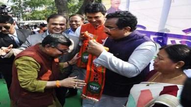 Photo of Tripura- Veteran Congress leaders and MLA Ratan Lal joins BJP