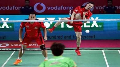 Photo of Vodafone Premier Badminton League; Hyderabad Hunters take 2-0 lead against North East Warriors
