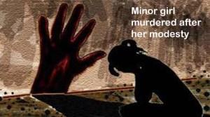 Arunachal; Minor girl murdered after her modesty in Namsai Dist
