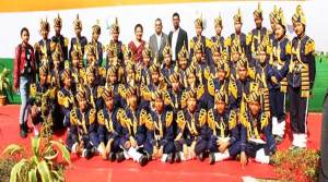 R-Day: First ever Brass Band Team of Bodo Students from Assam to participate
