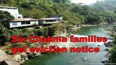 Mizoram: Six Chakma families get eviction notice from Village Council