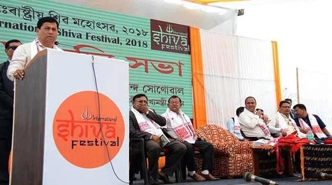 Assam govt to transform Sivasagar into tourism hotspot- Sonowal