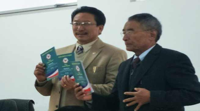 Nagaland:  Fight for 'Share Home Land' included in NPF manifesto