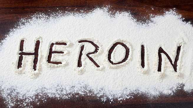 Mizoram : Mizo women among 2 drug peddlers held with Rs 10 cr heroin