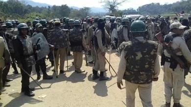 Simmering tensions along Assam-Mizoram border