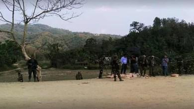 Assam : All quiet on Assam-Mizoram interstate border