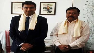 Assam: Adil Khan takes over reins as DC, Hailakandi