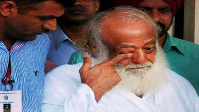 Photo of Asaram gets life time imprisonment on rape case