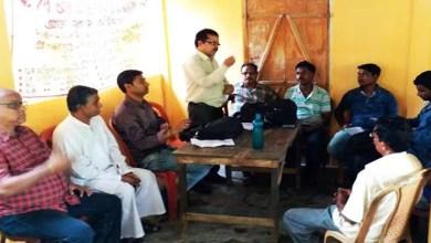 Assam: Awareness programmes on Swaraj Abhiyan in Hailakandi