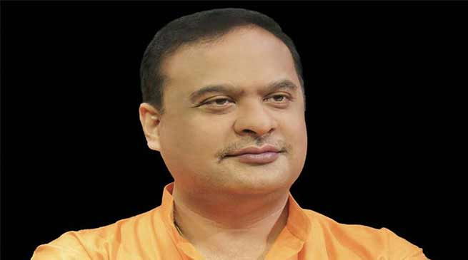 Assam: AFSPA withdrawn on Public demand- Himanta Biswa Sarma