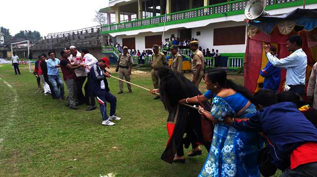 Assam: Indigenous games inextricably linked to our culture- DC Adil Khan