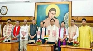 Assam Cabinet expansion: Moran, Tiwa unhappy, MLA resigned