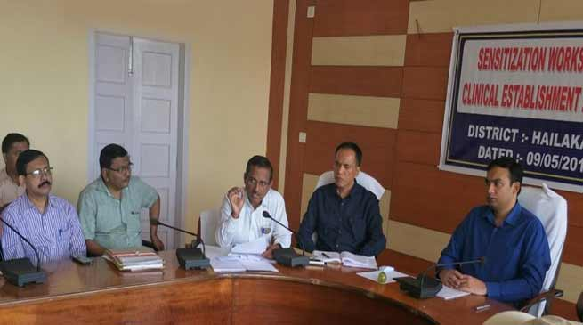Assam: Unregistered clinical establishments must register within 10 days- DC