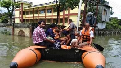 Tripura : Thousand homeless due to flash flood