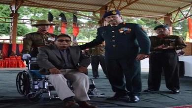 Photo of Meghalaya: Veer Naris, War Veterans felicitated inMega Ex Servicemen Rally