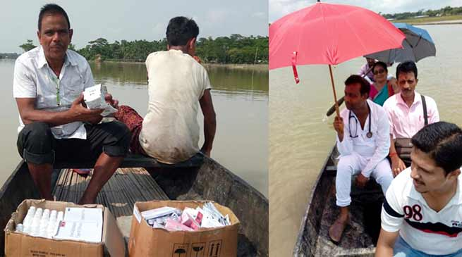 Assam: No disease outbreak after floods in Hailakandi district- health officials