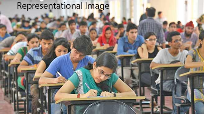 Assam:  38 examinees expelled in Hailakandi