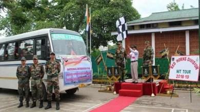 Assam: Red Horns Division organises National Integration Tour