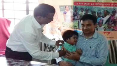 Assam: MR vaccination campaign picks up momentum in Hailakandi