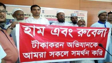 Assam:Hailakandi admin musters support of religious leaders in MR vaccination drive