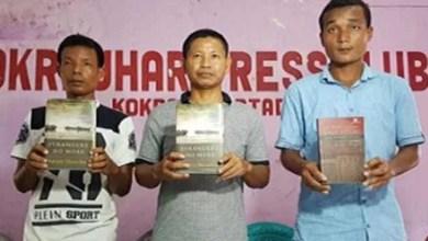 Photo of Assam: UTOA alleges, authors defamed Bodo community in their books, Files FIR