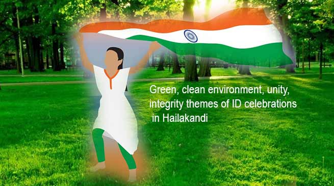 Assam: Green, clean environment, unity, integrity themes of ID celebrations in Hailakandi