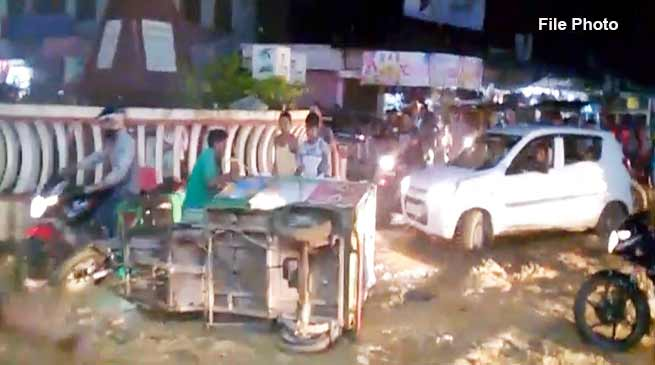 Assam: Road accidents on the rise in South Hailakandi
