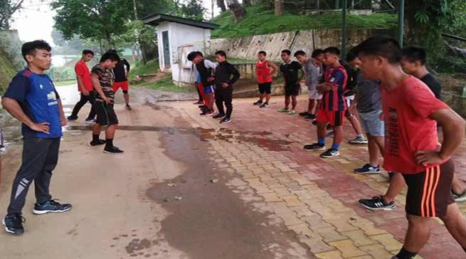 Mizoram: CIJW School trains Mizo youth for Army Recruitment
