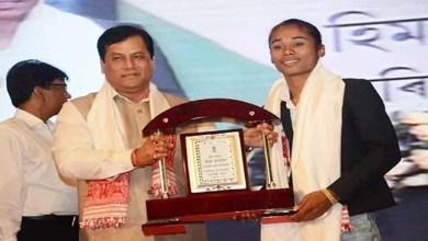Assam: Sonowal Makes Hima Das Sports Ambassador, Offers Job