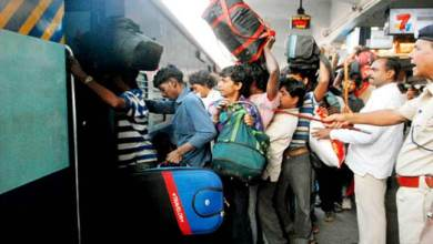 Photo of Assam: NF Railway detects 59463 ticketless passengers in a month