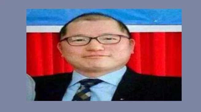 Mizoram:Church expels BJP Candidate Rev LR Colney