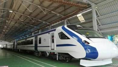 Photo of Train 18: India's first engine-less train