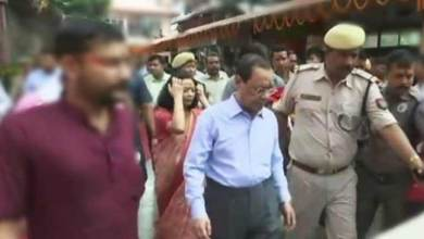 Guwahati: DCP suspended for security lapses during CJI's kamakhya visit