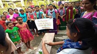 Assam: Inner Wheel Club celebrates 150th birth anniversary of Mahatma Gandhi