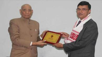 Photo of Assam:Kaziranga University Organizes Expert Talk by Rajiv Yadav, Chairman of Brahmaputra Board