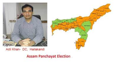 Assam: Hailakandi gears up for Panchayat election