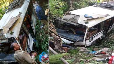 Photo of Tripura: Bus falls into gorge, 30 injured, 22 are in critical condition