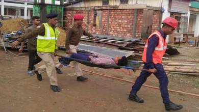 Assam: Mock drill on earthquake conducted in Hailakandi