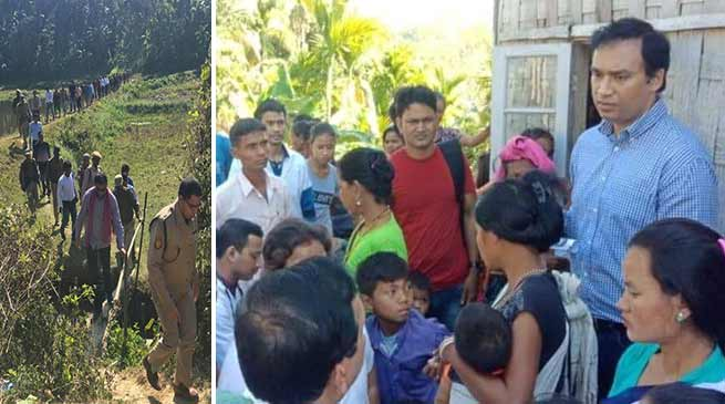 Assam: Hailakandi administration at doorstep of Reang community