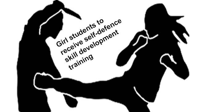 Assam: Girl students to receive self-defence, skill development training