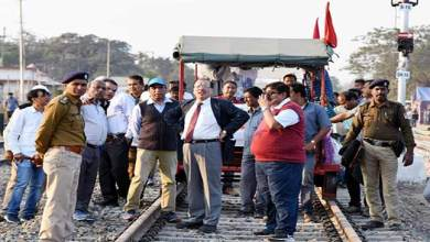 Assam:  Hojai-Habaipur section is now ready for traffic- NF Railway