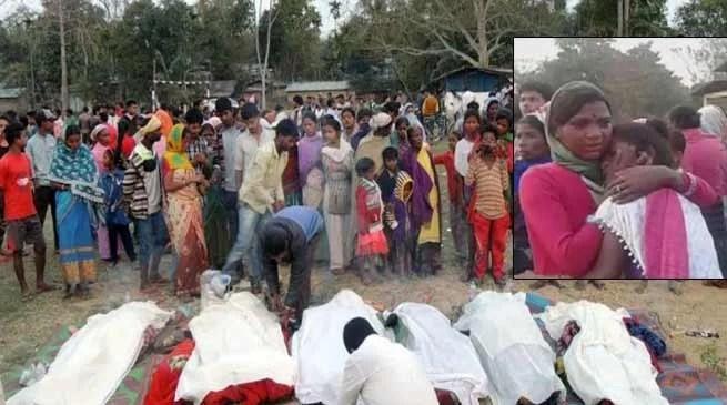 Assam hooch tragedy : death toll rises to 155