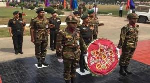 Eastern Army Commander Visits Bangladesh